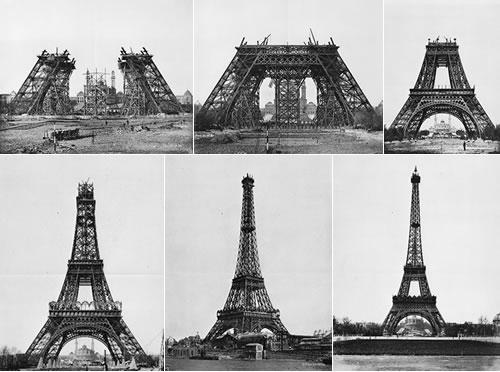 La tour eiffel le coin de fran ais for Creador de la torre eiffel